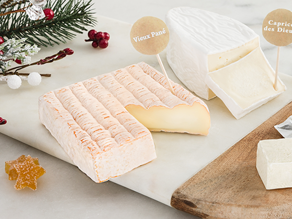 Fromages en fête : À Noël, on customise son plateau de fromages !