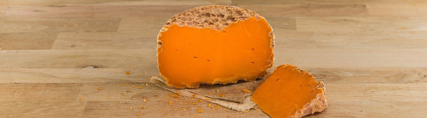 Fromage : Mimolette