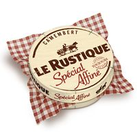 LE RUSTIQUE CAMEMBERT SPECIAL AFFINE 260G