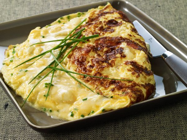 Recettes d'omelettes : Omelettes : les fromages parlent d'oeufs