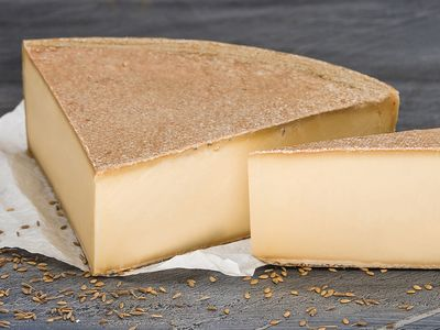 Fromage : Vacherin fribourgeois AOP