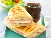 Recette : Panini au fromage - Recette au fromage