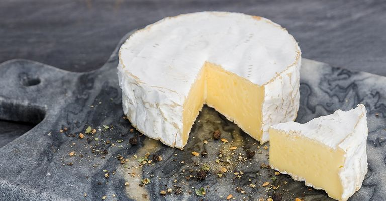 Fromage : Camembert de Normandie AOP (AOP)