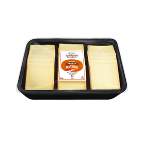 RICHES MONTS PLATEAU RACLETTE NATURE SELECTION COUPE 450G
