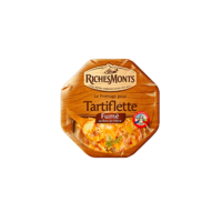 RICHESMONTS FROMAGE POUR TARTIFLETTE FUME 450G