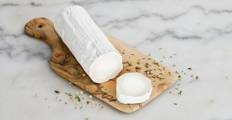 Fromage : Chavroux® bûche