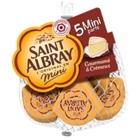SAINT ALBRAY PORTIONS FILET 5X30G
