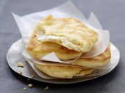 Recette : Naan au fromage - Recette au fromage