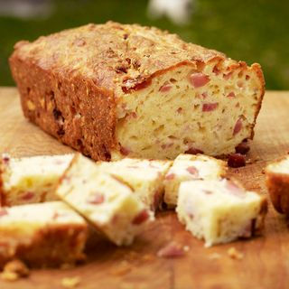 Recette : Cake jambon fromage - Recette au fromage