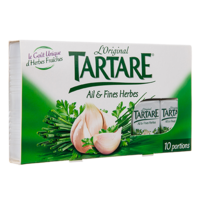 TARTARE AIL FINES HERBES 10 PORTIONS 160G