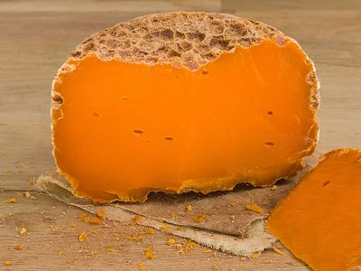 Fromage Le Nord : Fromage : Mimolette