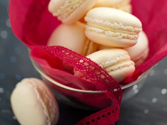 Recette : Macarons au fromage  - Recette au fromage