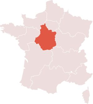 Carte Fromage : Sainte-Maure de Touraine AOP (AOP)