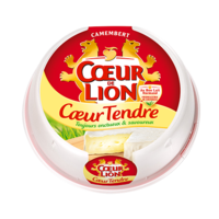 COEUR DE LION CAMEMBERT COEUR TENDRE 220G