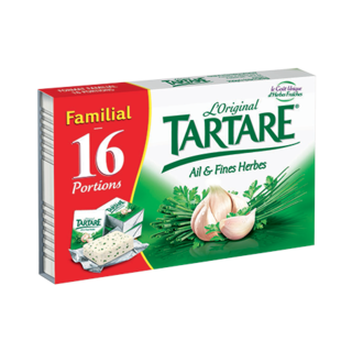 TARTARE AIL FINES HERBES 16 PORTIONS 250GR