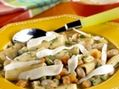 Recette : Minestrone au fromage - Recette au fromage