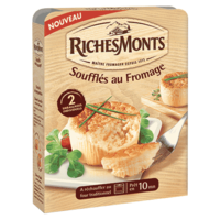 RICHESMONTS SOUFFLES FROMAGE 2X80G