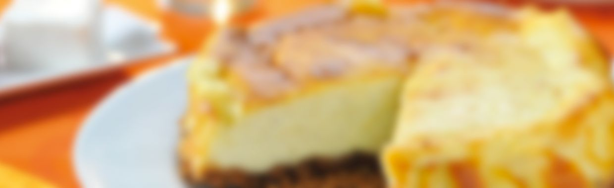 Recette Cheesecake au fromage frais - Recette au fromage
