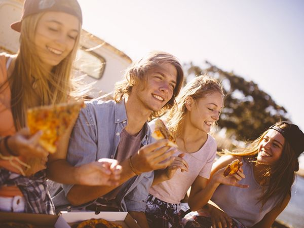 Adolescents : le fromage, l'aliment gagnant