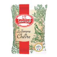 SAINT-LOUP LA TOMME DE CHEVRE PORTION 150G