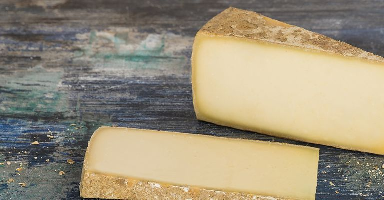 Fromage : Gruyère suisse
