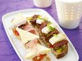 Recette : Tartine Toi & Moi au fromage - Recette au fromage