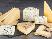 Fromage : Planche auvergnate