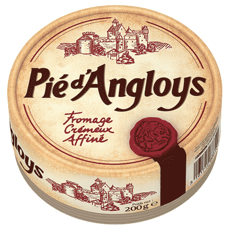 PIE D'ANGLOYS 200G