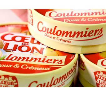 Fabrication: Coulommiers Cœur de Lion®