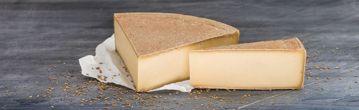 Fromage : Vacherin fribourgeois