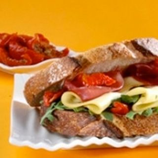 Recette : Toast toscan au fromage - Recette au fromage