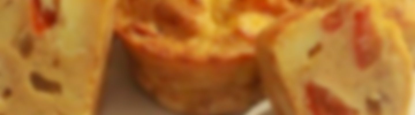 Recette Cakes fromage et tomate - Recette au fromage