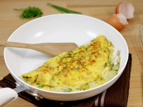 Dossier Recettes d'omelettes