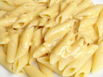 Recette : Penne sauce camembert - Recette au fromage